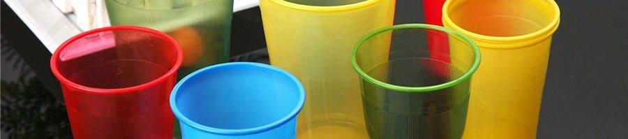 Πλαστικά Ποτήρια - Βάζα - Κανάτες
