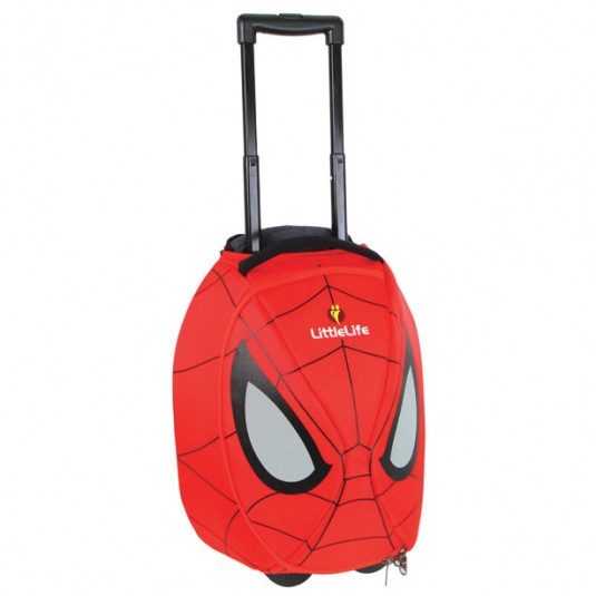 ΒΑΛΙΤΣΑΚΙ ΤΡΟΛΕΥ LITTLELIFE SPIDERMAN SUITCASE 20lt
