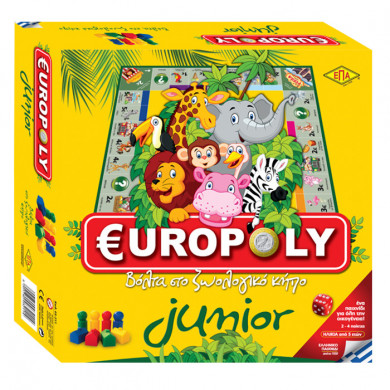 EUROPOLY JUNIOR 03-211